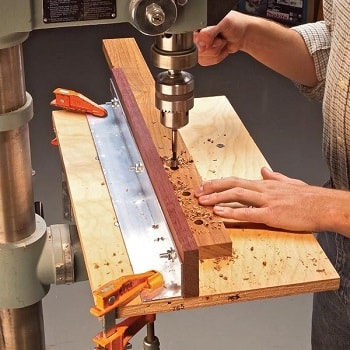 How to Setup a Drill Press