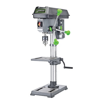 Genesis GDP1005A 10″ 5-Speed 4.1 Amp Drill Press