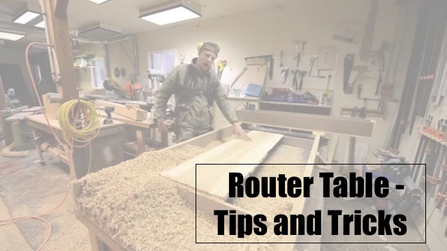 Router Tips and Tricks